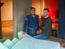 De eerste escaperoom van gemeente Moerdijk staat in Zevenbergen
