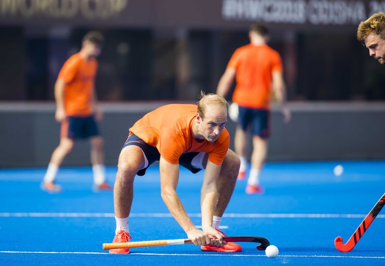 Aanvoerder van Oranje Billy Bakker begrijpt de nieuwe opzet wel. 'Maar dit vergt veel van spelers.'  Beeld ANP