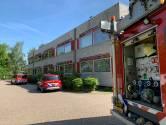 Brandweer spoedt zich naar Jeroen Bosch College in Den Bosch na lekken chemisch stofje