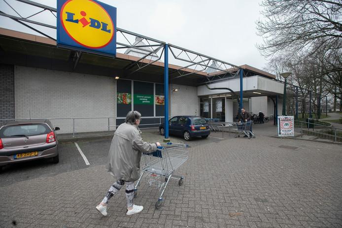 Lidl Gaat Tweede Deel Karregat Eindhoven Renoveren Eindhoven Ednl