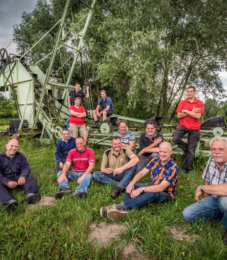 Honderden oldtimers op show in Losser