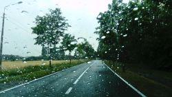 't Is gebeurd! Het regent in Vlaanderen