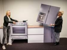 Kartonnen keukens, meubels en bedden uit Twente veroveren de wereld