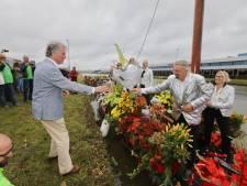 Varend Corso vaart toch nog door de regio: kleine vloot brengt bezoek aan diverse burgemeesters