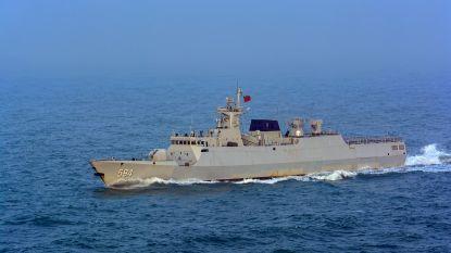 """Iraanse marine in zee met Chinese en Russische marine: """"militaire oefeningen om regionale veiligheid te bevorderen"""""""