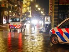 Politie houdt de wacht in Dordrecht vanwege mogelijk protest tegen avondklok