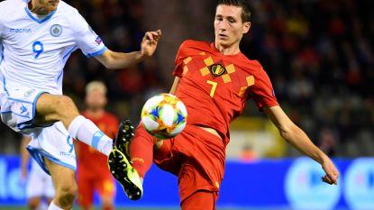Win met Gouden 11 duoticket voor België-Cyprus
