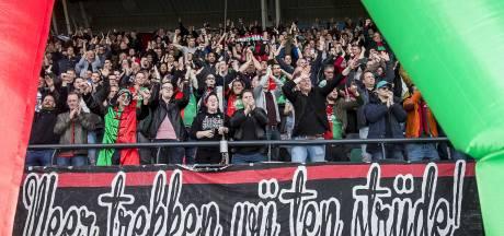 Nijmegen wil af van roken op sportclubs maar NEC heeft nog geen plan voor rookvrij stadion