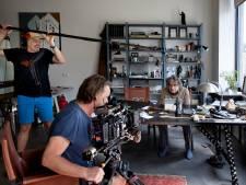 Frank Lammers slaapt op de set op Strijp-S: 'Dit wordt geen krakkemikkige internetfilm'