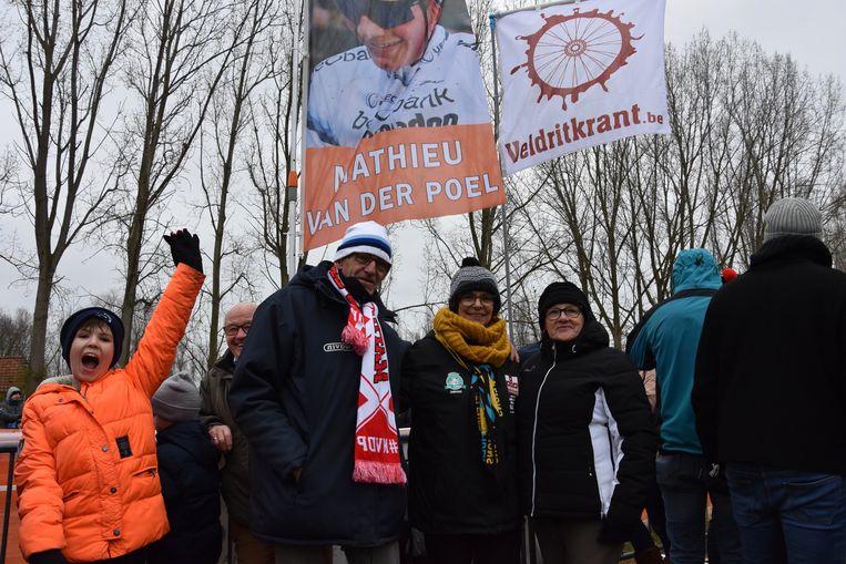 Hexia cyclocross Gullegem - Supporters uit Hamme