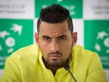 Kyrgios hint op afmelding voor Roland Garros: 'Kans dat ik afreis is bijna nul'