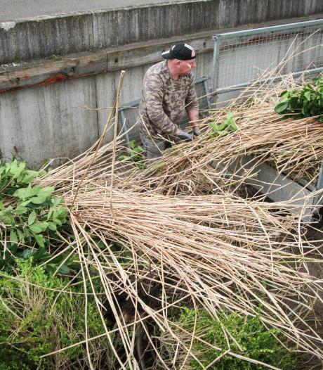 Dringende oproep Waalwijk: 'Kom niet naar de milieustraat, het is niet veilig'