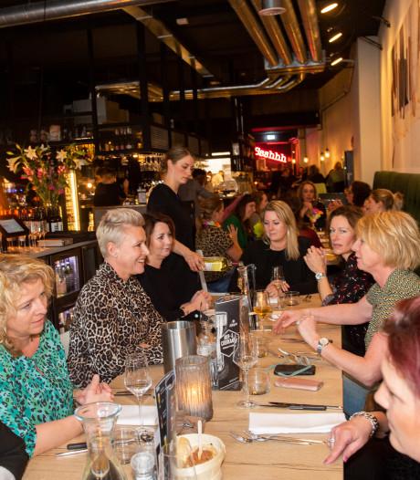 Op z'n Italiaans uit eten bij Rafaele's in Deventer