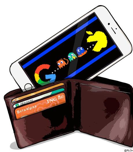 Techreuzen azen op onze portemonnee