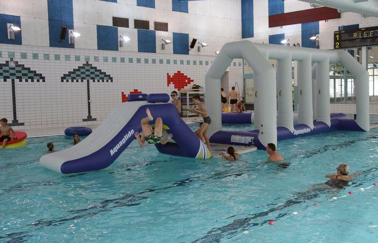De terugbetaling geldt onder meer voor het zwembad Netepark in Herentals.