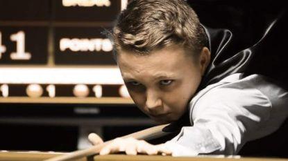 Wetteraar Ben Mertens (13) wereldkampioen snooker