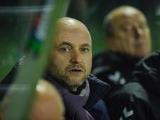 Peter de Vries nieuwe trainer KOSC