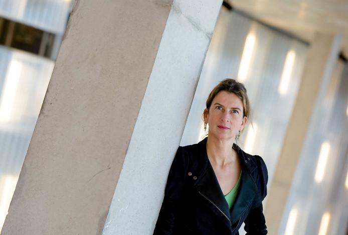 Kunsthal-directeur Emily Ansenk wordt directeur van het Holland Festival.
