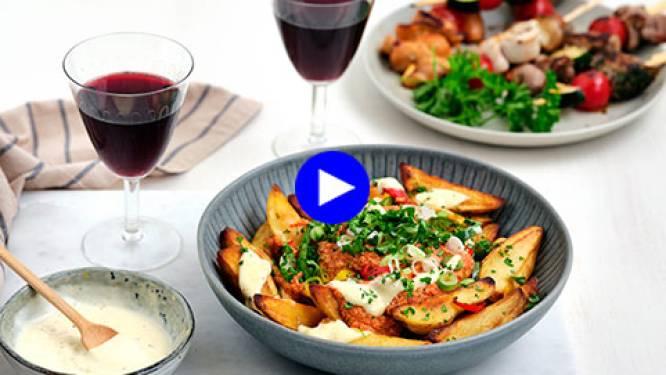 Ga voor en exotisch eindejaar met feestgourmet en patatas bravas