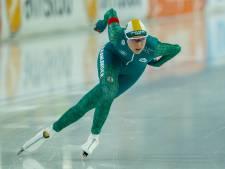 Vermoeidheid speelt Elisa Dul te veel parten, einde aan NK sprint