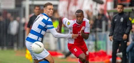 De Treffers pikt Versteeg op bij De Graafschap en Vlijter bij MVV