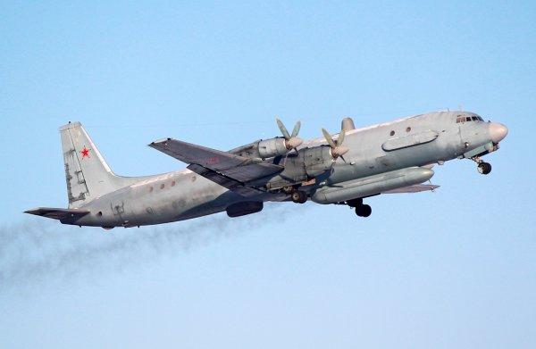 Russisch spionagetoestel neergehaald, blunder Syrische luchtafweer