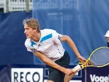 Lootsma slaat zich naar de kwartfinale in Breda