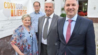 Burgemeester Jurgen Soetens opnieuw lijsttrekker