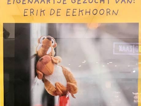 Wie heeft Erik de Eekhoorn verloren op het Eindhovense station?
