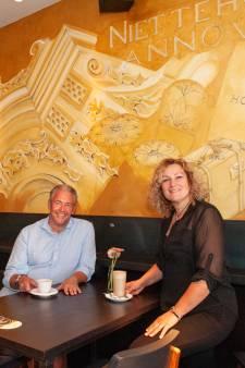 Van Eerste Kamer tot Sint-Bavokerk: Jojanneke uit Moordrecht krijgt belangrijke schilderklussen