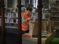 De bieb is weer open maar de boeken moeten eerst in quarantaine