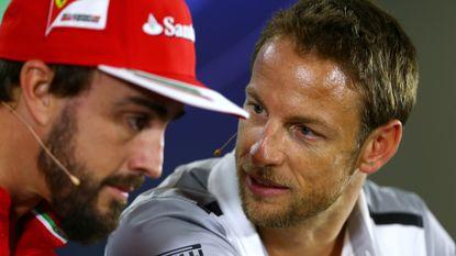 Alonso terug naar McLaren, Button is tweede piloot