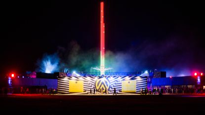 Geen twee, zonder drie: na Elrow Town en Fire is Gold strijkt nu ook technofestival Ampere Open Air deze zomer neer op Middenvijver