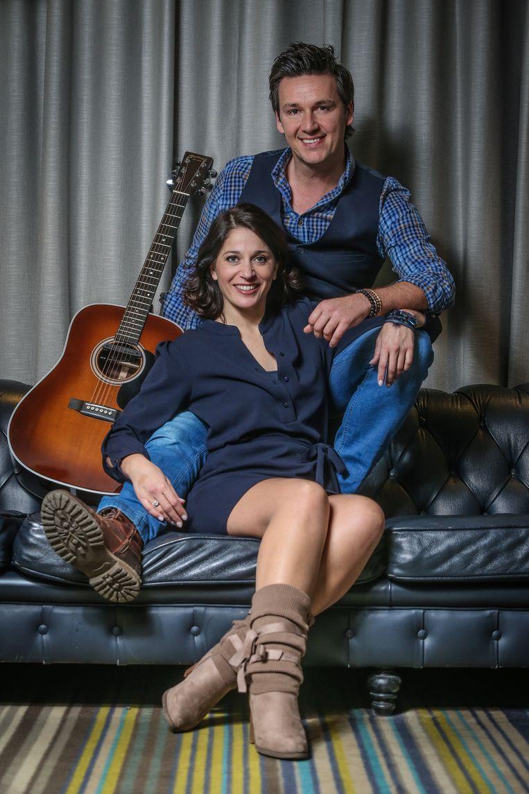Davy Gilles en Sasha Rosen