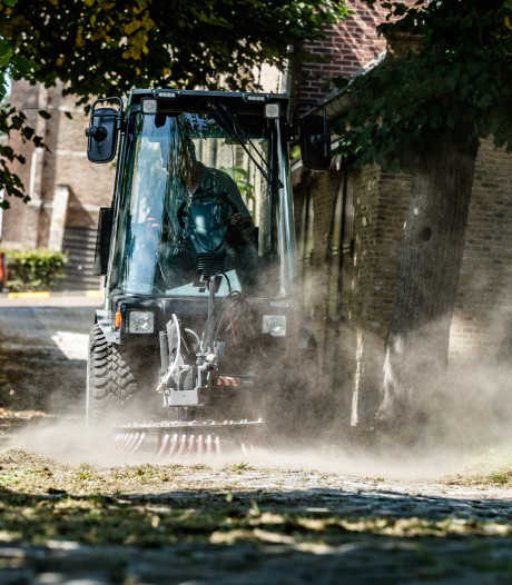Meer groen als wapen tegen onkruid in gemeente Moerdijk