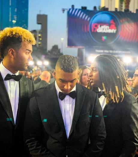 Afro Bros uit Arnhem grijpen naast Latin Grammy Award: 'Maar het was super'