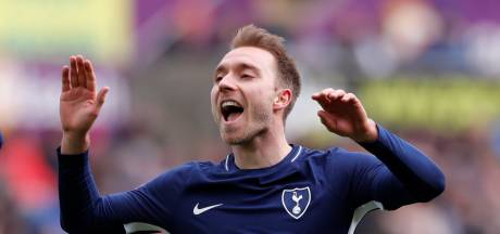 Eriksen helpt Tottenham naar halve finales FA Cup