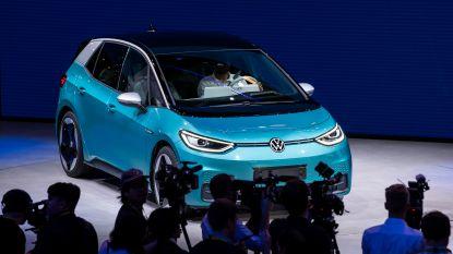 Elektrische Volkswagen ID.3 luidt nieuw tijdperk in