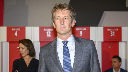 """Directeur Van der Sar begrijpt dat Ajax niet tot kampioen wordt uitgeroepen: """"Er zijn belangrijkere dingen nu"""""""