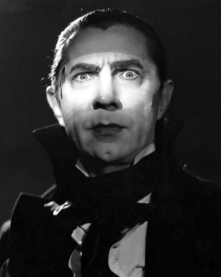 Béla Lugosi in Dracula, 1931. Beeld getty