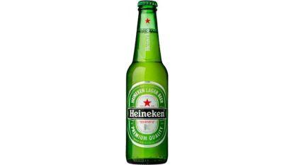 Heineken rekent op goed jaareinde
