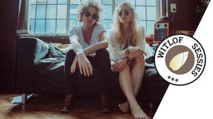 Witlofsessies zorgt voor intiem concert met Sarah Pepels en Jente Pironet van Portland