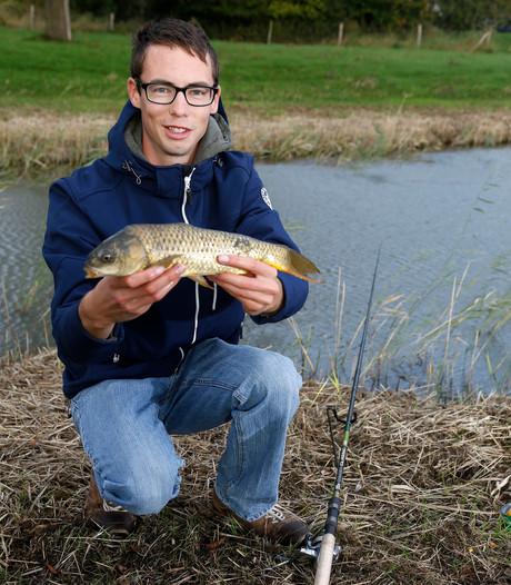 Terneuzen loopt vooruit op een landelijk actieplan van Sportvisserij Nederland