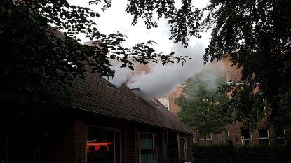 Tweede brand in sociale woning na precies een jaar