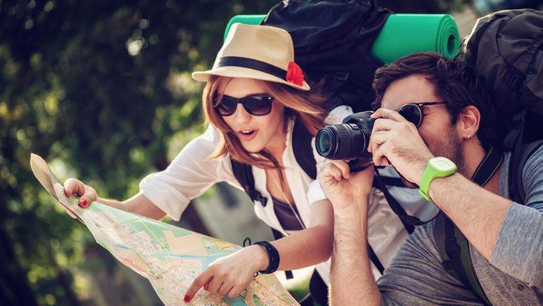 Vergeet je bammetjes niet: er kan zomaar een half uur vertraging zijn. Beeld Shutterstock