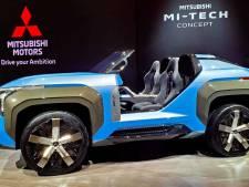 Zo ziet de toekomst van Mitsubishi eruit