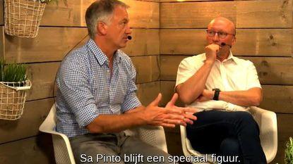 """""""Sá Pinto geeft me niet de indruk dat hij zijn ploeg kan zetten zoals het hoort"""""""