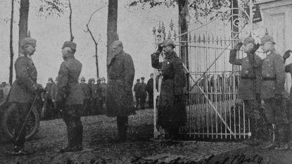 Keizer Wilhelm ooit te gast in Aalst