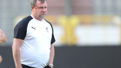 """Plzen-coach gelooft in goede afloop: """"Dit zetten we thuis nog wel recht"""""""