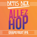 6% Allez Hop - Brons Bier - Eindhoven BLB2020